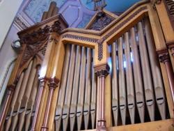 L 39 orgue casavant opus 1 de la chapelle notre dame de for Le pere du meuble laval