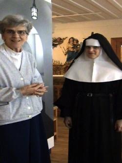 Lhabit Religieux Des Ursulines De Québec Le Patrimoine Immatériel