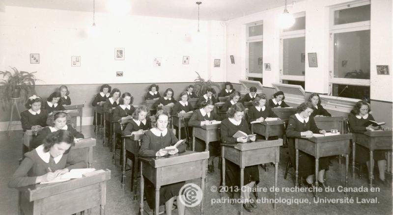 Pensionnat de jeunes filles 1980 part 6 - 4 1
