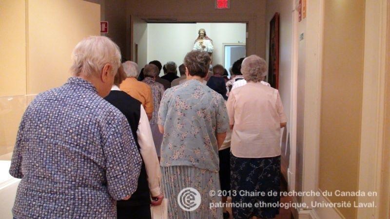 Le p lerinage du patronage de saint joseph chez les soeurs - Les soeurs du marquis ...