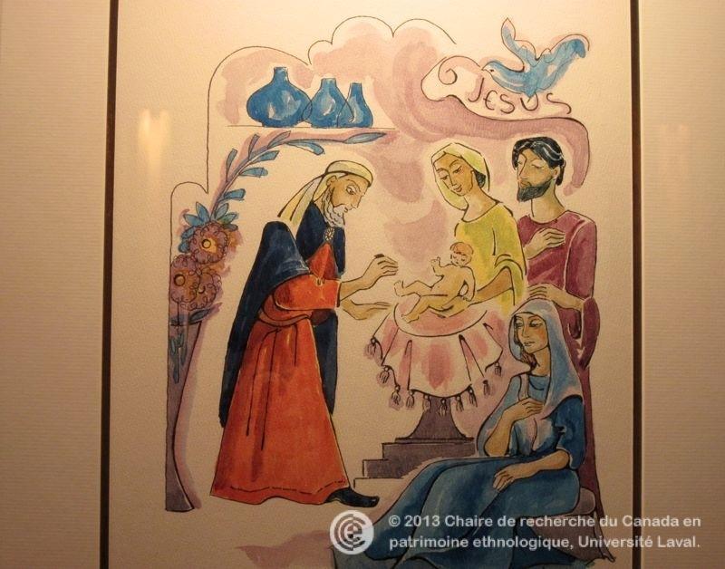 Les d votions chez les soeurs de saint joseph de saint - Les soeurs du marquis ...