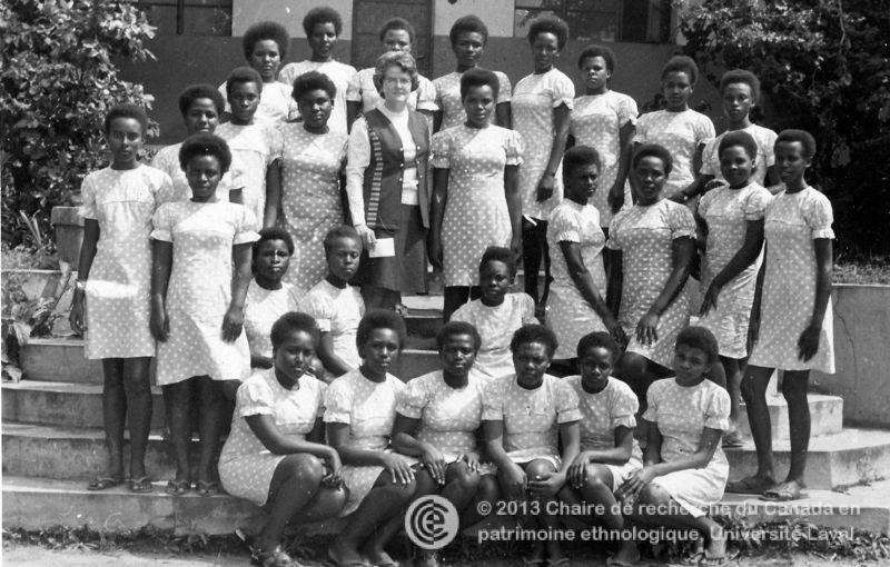 Les missions et les communaut s des soeurs de notre dame - Les soeurs du marquis ...