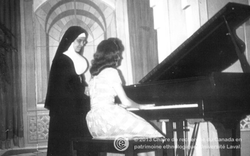 Lecon de piano - 1 part 2