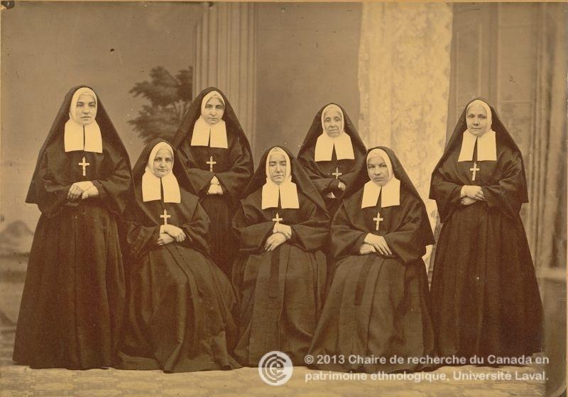 Les s urs du bon pasteur de qu bec d 39 hier aujourd 39 hui - Les soeurs du marquis ...
